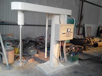 乳胶漆设备之乳胶漆分散机